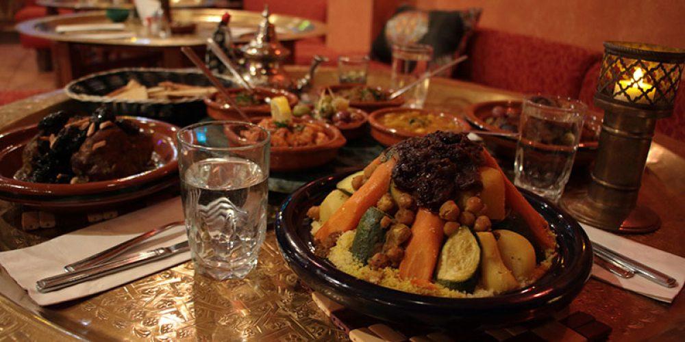 Salon Mogador La Gastronomie Marocaine à Montréal